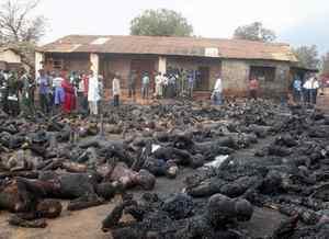 Massacre a Nigèria